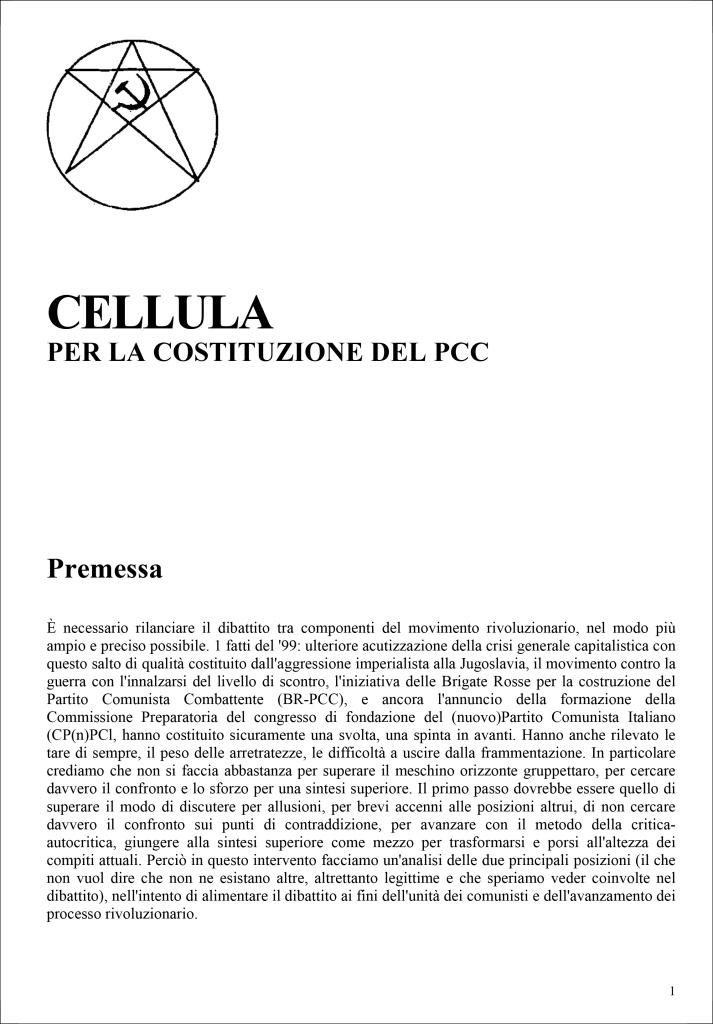 Microsoft Word - 2000_Confrontro a tre_CellulaPCC.rtf